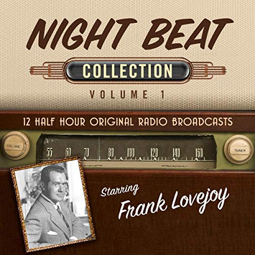 Night Beat, Collection 1 cover art
