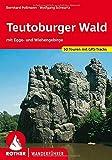 Image of Teutoburger Wald: Mit Egge- und Wiehengebirge. 50 Touren. Mit GPS-Tracks. (Rother Wanderführer)