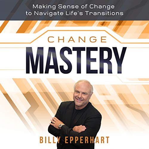 Change Mastery audiobook cover art