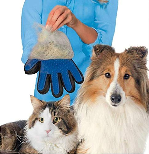 Nano Magnetic Comb Glove Strip By Pet Shop Dogs Animals To Brush Dogs And Cats Beauty