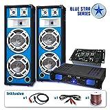 Serie Blue Star Basskern Equipo de audio profesional USB 2800W