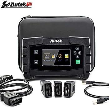 Autek IKey820 Car Key Fob Programmer Pin Code Reader Remote Keyless Programming Tool for Locksmith
