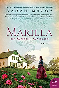 Marilla of Green Gables: A Novel by [Sarah McCoy]