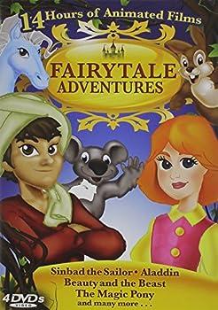 DVD Fairy Tale Adventures Book