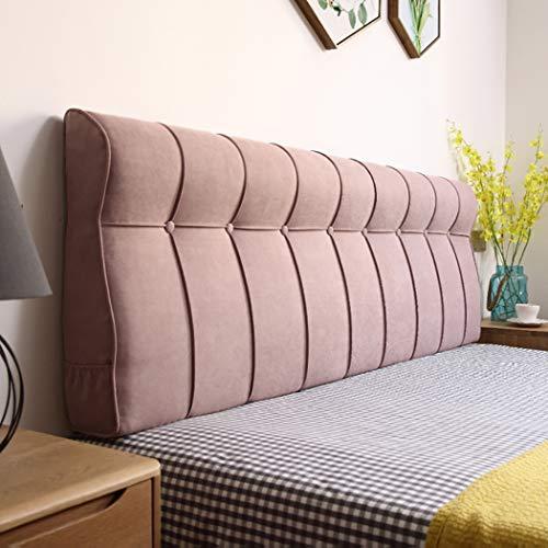 Learn More About YZJJ Bedside Cushion - Soft Bag, Filled Headboard Sponge Upholstery Bedside Backres...