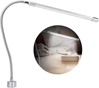 Yosooo Magnetic Base Work Lamp, LED 360° Gooseneck Hose Sewing Machine Beauty Nail Light US 12W 110-220V (Cool White)