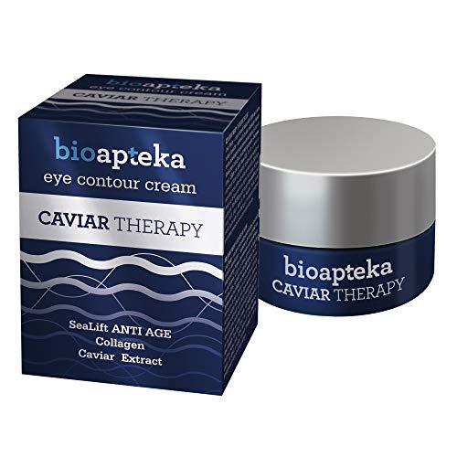 Kaviar Augencreme gegen Falten und Augenringe Anti Falten Eye Cream Anti Aging Gesichtscreme