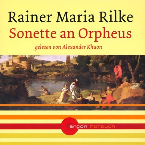 Sonette an Orpheus Titelbild
