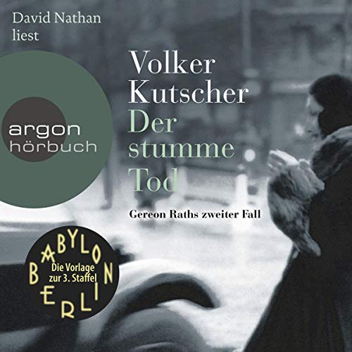 Der stumme Tod audiobook cover art