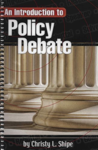 Price comparison product image An Introduction to Policy Debate