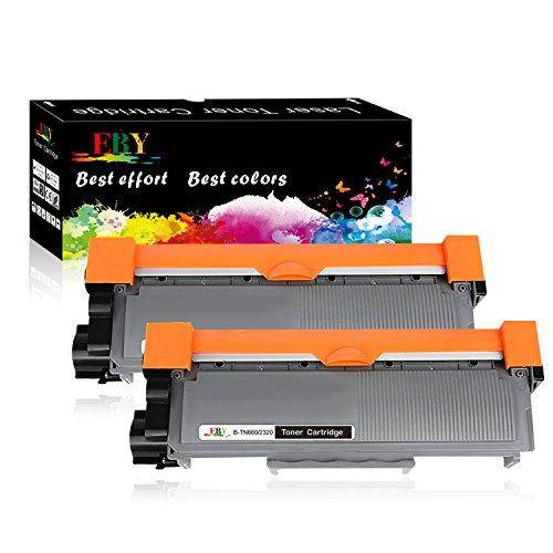 EBY TN2320 TN-2320 Toner Compatibile per Brother MFC-L2700DN MFC-L2700DW MFC-L2720DW MFC-L2740DW DCP-L2500D DCP-L2520DW DCP-L2540DN HL-L2300D HL-L2360DN HL-L2365DW HL-L2340DW
