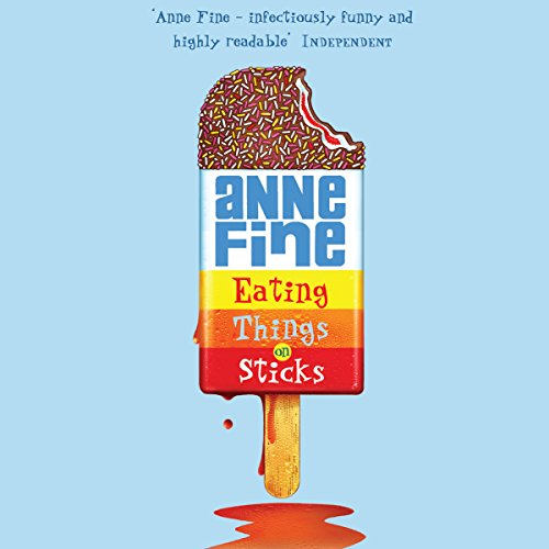 Eating Things on Sticks audiobook cover art
