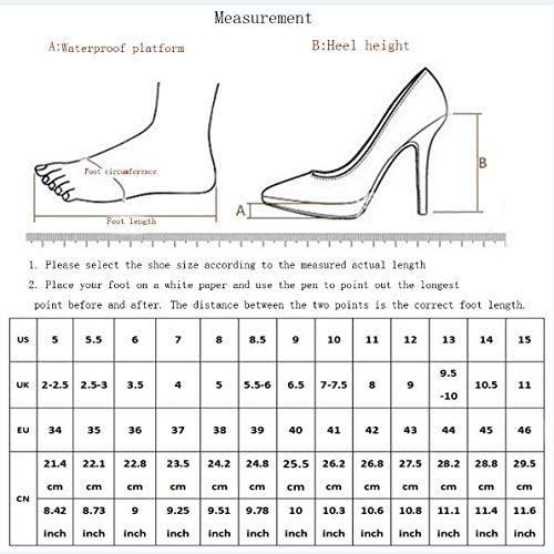 MJK High Heels Sandals, femmes femmes femmes High Heel Sandals, Open Toe, Heel, High Heels, Button Ball,B,39 6ef