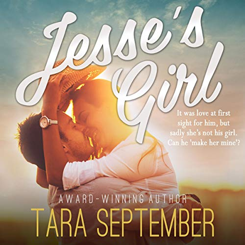 Jesse's Girl audiobook cover art