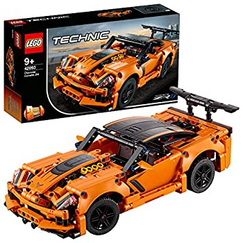 LEGO Technic Chevrolet Corvette ZR1 42093 Building Kit  579 Pieces