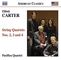 String Quartets Nos. 2 3 & 4