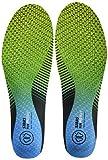 Sidas 3d Run Protect - Plantilla de running unisex, Unisex adulto, CSE3DRUNPROT19, azul, FR : M (Taille Fabricant : M(39-41))