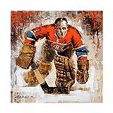 Chamonix Mont Blanc Eishockey Montreal Canadiens Jacques