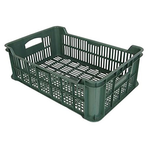 BURI Obst- und Gemüsekiste Kartoffelkiste Kiste Lagerkiste Gemüse Transportkiste neu