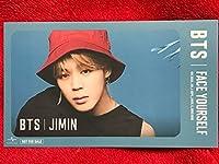 BTS JIMIN FACE YOURSELF購入特典ICカードステッカー! 防弾少年団 ジミン