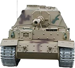 HOOBEN 1/16 R/C German Elefant JAGDPANZER Tank Full -Option Destroyer Tank Kit C6614K