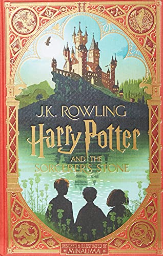 Harry Potter and the Sorcerer'S Stone. Minalima Edition (Harry Potter, Book 1) (Illustrated Edition)