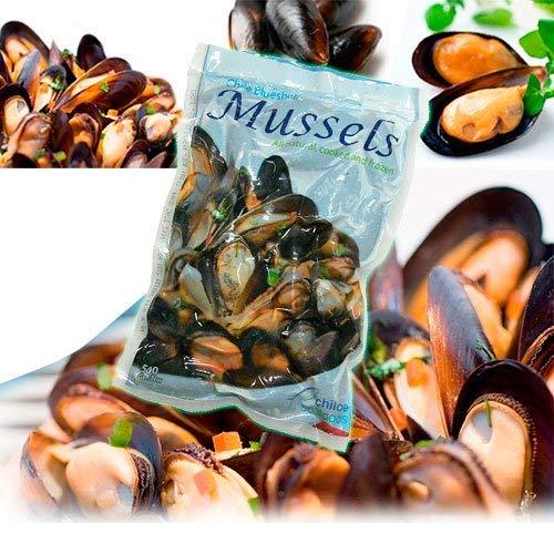 チリ産 殻付ムール貝 chiloe seafoods 500g
