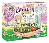 My Fairy Garden Conjunto de Juguetes Tomy, Unicornio mágico de jardín para niños a Partir de 4años para Sus propias Plantas y para Jugar, 1x Juego de Unicornio de jardín, incluyesemillas de Hierba