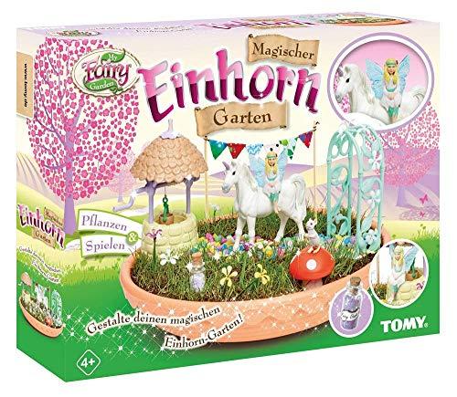 My Fairy Garden, Tomy, Set di Gioco con Giardino e...
