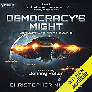 Democracy's Might cover art