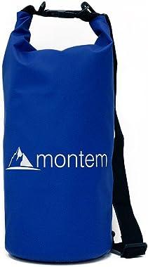Montem Waterproof Bag / Roll Top Dry Bag, 10L - Blue