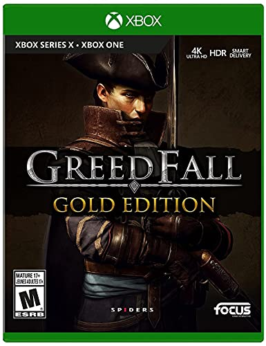 [Xbox Series X, Xbox One] Greedfall: Gold Edition (Pre-order) - $29.99 at Amazon