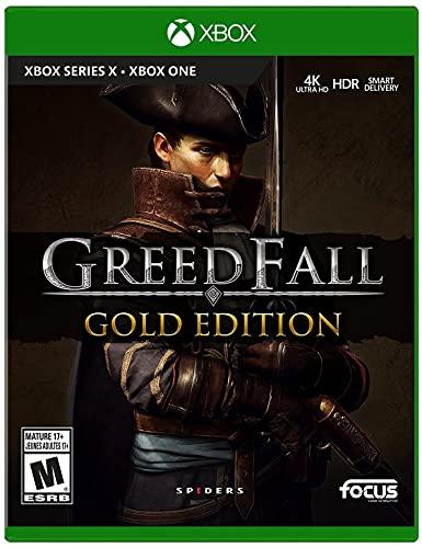 Greedfall: Gold Edition (Xsx) - Xbox Series X