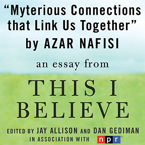 Mysterious Connections that Link Us Together audiobook cover art