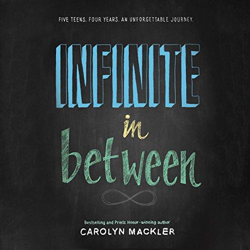 Infinite in Between audiobook cover art