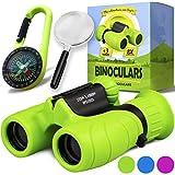 Best Binoculars For Kids - Promora Binoculars for Kids - Powerful Magnification of Review