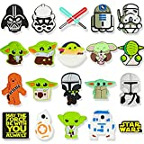 Best Catholic Teen Bibles - 20 PCS Baby Yoda Shoe Charms for Croc Review