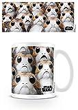 Star Wars MG24937 The Last Jedi Many Porgs Coffee Mug