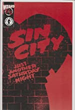 Sin City : Just Another Saturday Night #1/2