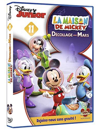 La Maison de Mickey-11-Décollage pour Mars