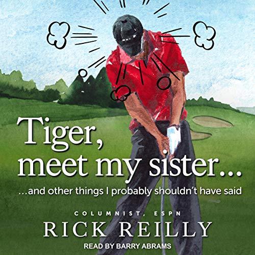 Tiger, Meet My Sister... cover art