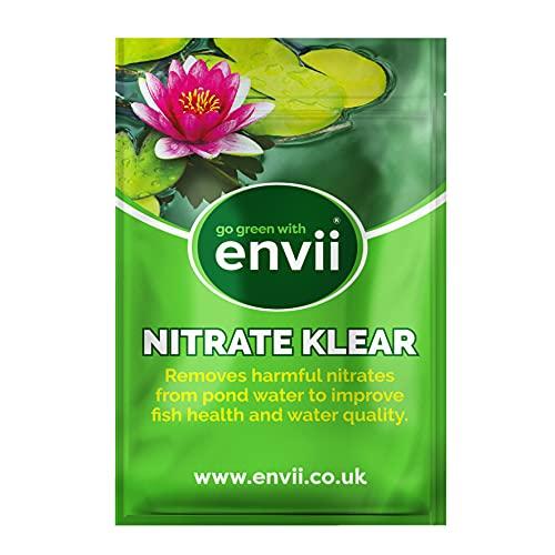 Envii Nitrate Klear - Nitratentferner für Teich - 6 Tabletten