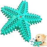 v-hanver giochi per cani, giochi da masticare resistenti per cani,dog chew toy, interattivi, pulisce i denti cane, giocattoli per stella marina per piccoli medio cani,sicuro, durevole e non-tossico