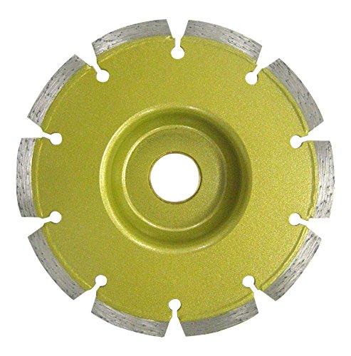 呉英製作所 DIAMOND TOOLS コンクリート、石材のコーナー切断 オフセットカッター 125D 2226 1枚入り