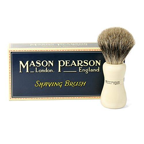 Mason Pearson Brosse Blaireau Rasage SP Ivory