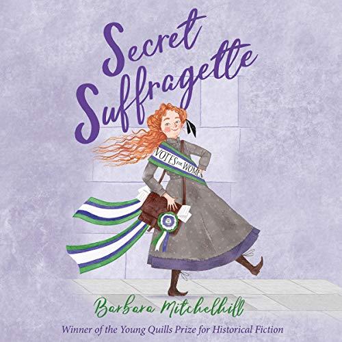 Secret Suffragette cover art
