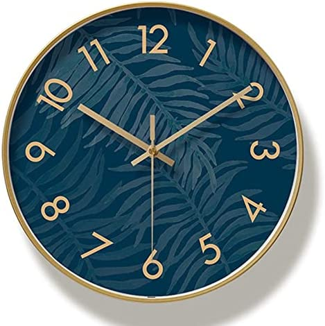 Creative Wall Clock 30cm Sch Factory outlet Minimalist 40% OFF Cheap Sale Bedroom Round