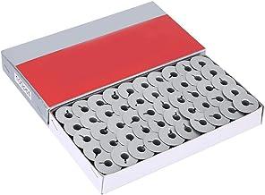 Spoelen voor naaimachines, accessoires voor de vervanging van spoel van aluminium, 100 stuks, 55623A voor onderdelen van n...