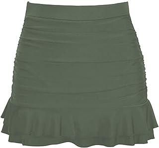 ba529273b Amazon.es: Faldas Con Volantes - Faldas / Mujer: Ropa