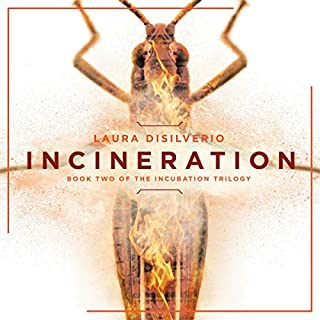 Incineration audiobook cover art